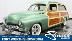 1951 Woody Wagon BEAUTIFUL BUILD FULLY RESTORED! 351 V8 AUTO AIR LOTS OF CUSTOM TOUCHES! WOW!