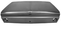 Chevy Bel Airbiscayneimpala 2 Lamp Holes Trunk Lid 64 1964