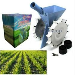 Manual Precision Garden Seeder For Greenhouses Open Ground Vegetable Seeds