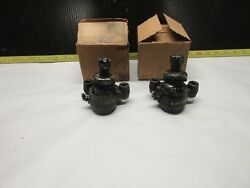 1958 1959 1960 Lincoln Upper Ball Joint Pair Nors Continental Premiere Premier