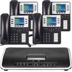 Business Phone System By Grandstream Enhanced Package - 1 Year Of Phone Service