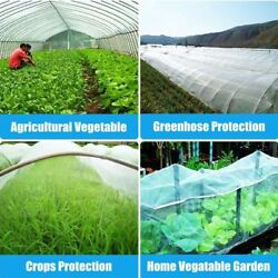 Net Pest Reject Farm Greenhouse Nylon 60 Mesh Crop Insect Control Protect Plants