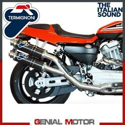 Complete Exhaust Termignoni Carbon Harley Xr 1200 R 2008 08