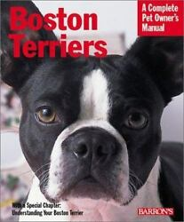 Boston Terriers : Everything about Purchase Care Behavior and Train
