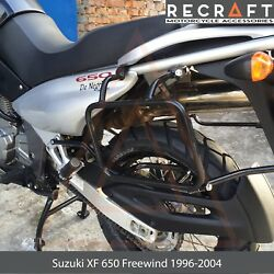Recraft Suzuki XF650 Freewind 1996 2004 Side Carrier Luggage Mount for soft bags $143.00