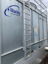 Marley NC Series Cooling Tower 10026318-a1-nc8405gg-1 (Model Yr. 2010)
