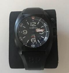 Bell & Ross Watch Analog No noticeable scratch or dirt [81859545417] From Japan