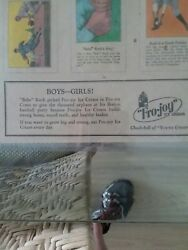 1928 Reprints for party for orphans FRO JOY 1970s find BABE RUTH gift BALLCARDS