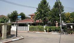 Beautiful House for Sale in Clean Safe Estate on outskirts of Bangkok