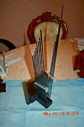 Grandfather Clock chime rods triple chimer Hermle 1161-853 for project