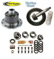 Toyota V6 8 30spl Detroit Truetrac 4.88 Ring And Pinion And Master Kit Package