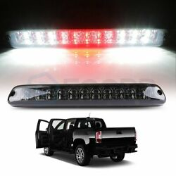 Dual Rows Led 3rd Third Tail Brake Light W/cargo Lamp For 04-12 Colorado Canyon