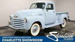 1952 Chevrolet Other Pickups 12 Ton classic vintage chevy advance design 3 window white wall carolina blue restored