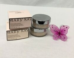 Mary Kay Lot Of 2 Loose Mineral Powder Foundation Ivory 1 .28 OZ NIB A77DS