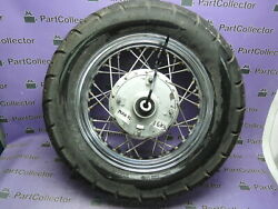 YAMAHA XV250 VIRAGO 250 1990 REAR WHEEL RIM CLUTCH HUB SPROCKET 2UJ253111000