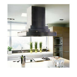 Vent-a-hood Cilh9-242ss 42 Island Mounted Range Hood Stainless Steel New