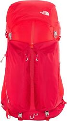 $239 TNF The North Face Banchee 65 Hiking Harness Backpack LXL men's RED 2018