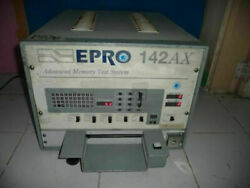 Epro 142ax Memory Tester Credence S/n 149374