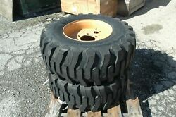 Tire And Wheel Assembly Titan 15-195nhs M4k Fl2-each 2530-01-506-6873