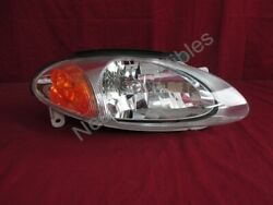 NOS OEM Ford Escort ZX2 2-Door Coupe Headlamp Light Early 1998 Models Right