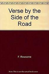 Verse By The Side Of The Road The Story Of The Burma-shave Sign