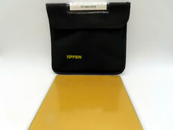 Tiffen 6.6x6.6 Straw 2 Solid Color Glass Filter 6666st2