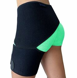 Groin Support – Hip Brace For Sciatica Pain Relief, Thigh, Hamstring, Quadriceps