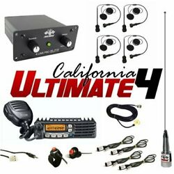 Pci Race Radios Sand Car Packages - California Ultimate 4 Kit