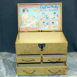 Dy-dee Baby Doll Trunk With Graphics