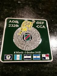 Real Aob 2320 Oef Cca Special Forces Challenge Coin Oda 2323 2215 2324 2326