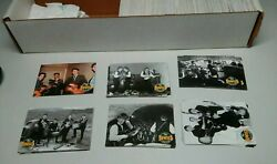 The Beatles Collection River Group Trading Lot Of 517 Cards 1993 Always In Box