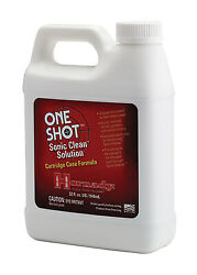 Hornady One Shot Sonic Clean Solution For Use In Lock-n-load Sonic Cleaner 1 Qua