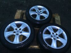 09 10 11 12 13 14 Acura Tsx Alloy Wheel Rim And Tire R17 17 Oem D28 3psc