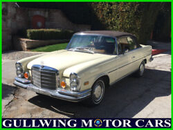 1971 Mercedes-Benz 200-Series  1971 Used