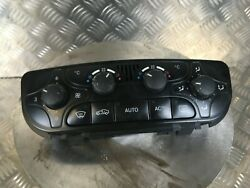 MERCEDES CLIMATE CONTROLS C W203 CL203 CLK W209 AC HEATER UNIT PANEL 2038300085