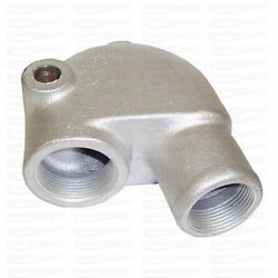 Yanmar Exhaust Mixing Elbow Gm/hm Series Replaces 124070-13520 104214-13521 New