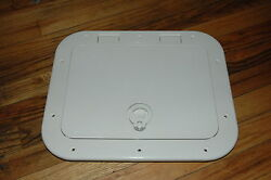 Molded Heavy Duty Inspection Hatch Cut Out 12 1/2 X 9 1/2 New