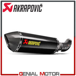 Exhaust Carbon Approved Muffler Akrapovic For Bmw S1000rr 2015 2016