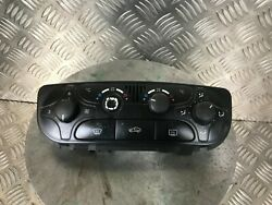 MERCEDES CLIMATE CONTROLS C W203 CL203 CLK W209 AC HEATER UNIT PANEL 2038301185
