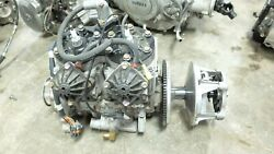 15 Polaris Switchback Pro-s Es 600 Engine Motor And Front Primary Clutch