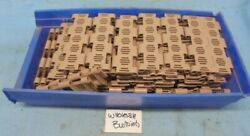 Rex-rexnord 4705/06 Mat Top Chain Links, 4706, 1-1/2 Pitch, 6 Wide, Lot Of 60
