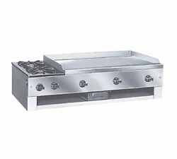 Comstock-castle 10t202 40 Countertop Gas Griddle / Hotplate