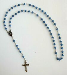 Saint Michael Rosary With How To Pray The Rosary Booklet And Medal Included