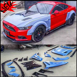 Kylin Totem bodykit Auto car body kit bodykits for Ford Mustang  2.3T to KT 2015