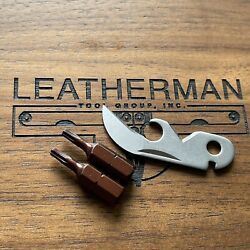 Leatherman Parts Mod Replacement Surge, Super Tool 300, Core Can Opener, Bits