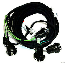 Rear Lamp Wiring Harness Made In Usa 67 Camaro Std Convand039t Tail Light Trunk Loom