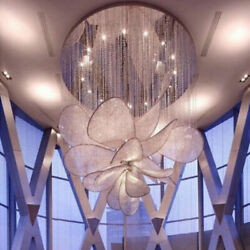 Stylish Crystal Ceiling Light Pendant Lamp Chandelier Lighting Can Be Customized