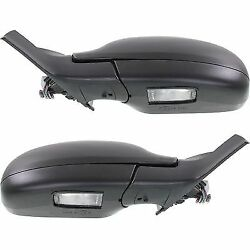 New Mirrors Set of 2 Driver & Passenger Side Heated 30634928 30634927 Pair