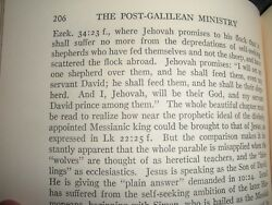 Rare Gospel Of Hellenists Bacon J72 New Testament Jehovah Watchtower Research