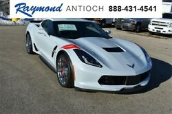 2019 Chevrolet Corvette Grand Sport 2019 Chevrolet Corvette Grand Sport 0 Ceramic White 2D Coupe 6.2L V8 8 Speed Pad